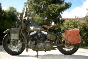 Harley-Davidson 883 XWL Warboy