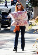 Nov 24, 2010 - Marcia Cross - Out n about in Brentwood 41f674108356312