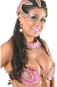Las chicas del Carnaval de Brazil