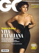 Monica Bellucci - GQ Italy - March 2011