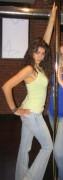 Nina Dobrev, pole dancer ... 1 pic