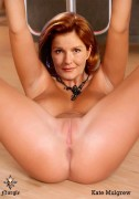 Were Kate mulgrew nude fakes