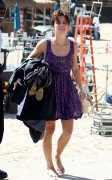 Джессика Строуп, фото 970. Jessica Stroup Filming '90210' on Redondo Beach in Los Angeles - 17.08.2011, foto 970