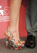 Кая Скоделарио, фото 296. Kaya Scodelario 'Wuthering Heights' Photocall at Venice Film Festival - 06.09.2011, foto 296