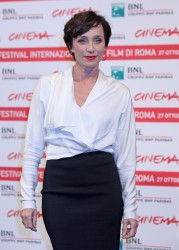 Кристин Скотт Томас, фото 74. Kristin Scott Thomas 'The Woman in the Fifth' Photocall at the International Rome Film Festival (30.10.2011), foto 74