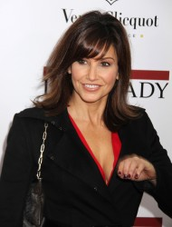Джина Гершон, фото 360. Gina Gershon 'The Iron Lady' New York premiere at the Ziegfeld Theater on December 13, 2011 in New York City, foto 360