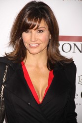 Джина Гершон, фото 353. Gina Gershon 'The Iron Lady' New York premiere at the Ziegfeld Theater on December 13, 2011 in New York City, foto 353