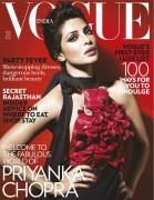 Priyanka Chopra - Vogue India December 2011