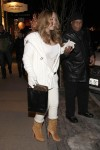 Мэрайя Кэри, фото 6093. Mariah Carey December, 31 2011 Out & about in Aspen, foto 6093