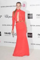 Петра Немсова, фото 4048. Petra Nemcova Elton John AIDS Foundation Academy Awards Party in LA, 26.02.2012, foto 4048