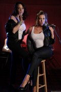 Шанель Престон, фото 313. Samantha Saint & Chanel Preston - Golden Decade Of Cock Set, foto 313