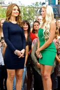 Maria Menounos & Kelly Kelly - Extra On The Grove ( LQ)  3/14/12