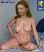 porn nude Marcia cross fakes