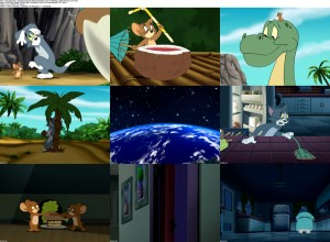 Download Tom and Jerry Invasion Of The Body Slammers (2012) DVDRip 60MB Ganool