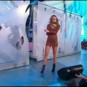Miley Cyrus - Short skirt hosting MuchMusic Video Awards 2010 HDTV