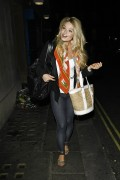 "Emma Rigby *Out & About* Strolling @ ""Trafalgar Studios"" In London -July 26th 2010- (HQ X8)"