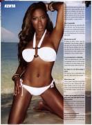 Miss USA Kenya Moore