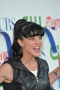 "Pauley Perrette @ ""Summer TCA Tour"" At Beverly Hilton Hotel -July 28th 2010- (HQ X6) +Updated+"