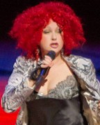 "Cyndi Lauper *Performing* @ ""Knight Concert Hall"" In Miami -August 3rd 2010- (HQ-ISH X15)"