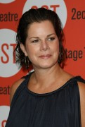 "Marcia Gay Harden @ ""Trust"" Opening Night At Second Stage Theatre In New York City -August 12th 2010- (HQ X4)"