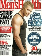 Kellan Lutz on the cover of 'Men's Health' magazine A17d2696006563