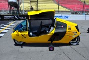 Peraves E-Tracer Automotive X Prize